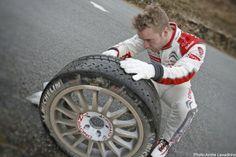 Mads Østberg er avhengig av dekk kvalitet. Monte Carlo Rally, Bicycle, Vehicles, Bike, Bicycle Kick, Bicycles, Car, Vehicle, Tools