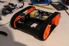 Picture of Assembly Robotics Engineering, Robotics Projects, Computer Engineering, Electrical Projects, Electronics Projects, Diy Electronics, Simple Arduino Projects, Diy Projects, Robot Gripper