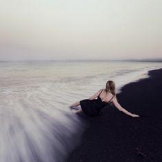 The Beach  by   Rebekka Guðleifsdóttir  ( near Eyrarbakki, Iceland )