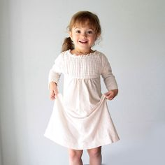 Tweet Pin It One of the most popular posts on this blog is the original easy upcycled nightgown tutorial, which teaches you how to turn an adult sized t-shirt into a little girl's nightgown in about 15 minutes with a bit of elastic and two seams. That post has been so well received that I decided …