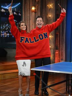 Bookmark these Jimmy Fallon games to play with your family + friends for the holidays.
