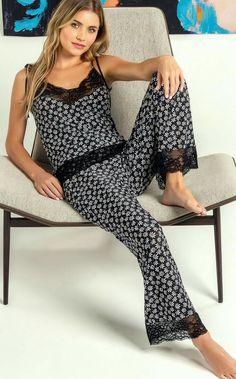 Lazy Outfits, Chic Outfits, Pijamas Women, Bikini Outfits, Pretty Lingerie, Nightwear, Lounge Wear, Clothes For Women, Pyjamas