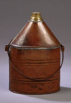 Non-regulation canteens such as this were commonly used by Confederate infantry in the Civil War .
