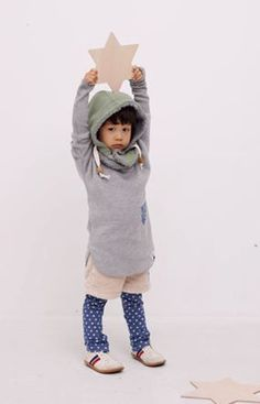 Mol - Japanese Kids Fashion series - the Chief of Fashion Mischief Mol_Polka_Dotted_Leggings