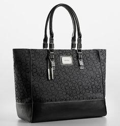 Calvin Klein Handbags, Fabric Tote Bags, Black Handbags, Tote Handbags,  Jacquard Fabric, Black Tote Bag, Shopper Tote, Wristlets, Shoulder Bag 0d27640a28