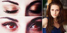 Makeup Tutorial Bella Swan - Breaking Dawn 2