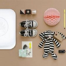 Maak je eigen baby #herinneringsdoos met #TimeCapsules | Babystuf