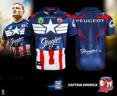 Australian Rugby League marvel promotion