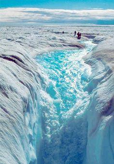 9 Amazing Places---Jakobshavn Isbræ,Jakobshavn Glacier