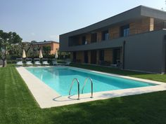 Holiday flat with pool in Bardolino. Garda Lake