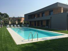 Holiday flat with pool in Bardolino. Garda Lake