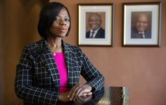 Public Protector Thuli Madonsela revealed on Thursday that she was being investigated by the Hawks.