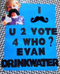 Student Council Elections Ideas on Pinterest | Student Council Posters ...