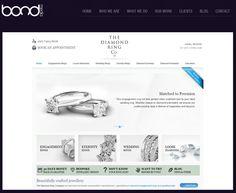 Diamond Ring Co. Eternity Ring, Ring Earrings, Bond, Diamonds, Wedding Rings, Engagement, Engagements, Diamond, Wedding Ring