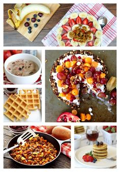 On a gluten free diet? Breakfast is one of the hardest meals to come up with when you're eating gluten free. Here's a collection of 30 gluten free breakfas