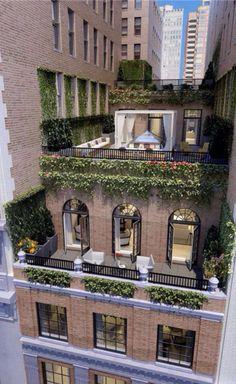 Jennifer Lopez New York City Home The Whitman, 21 East 26th Street