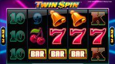Päivitetty versio klassisista hedelmäpeleistä, saaneemme esitellä: Twin Spin, lue lisää uudesta kolikkopelistä Nettiarvan blogista!