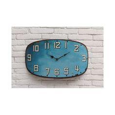 Found it at AllModern - Metal Analog Wall Clock