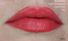 Maybelline Color Sensational #422 Coral Tonic