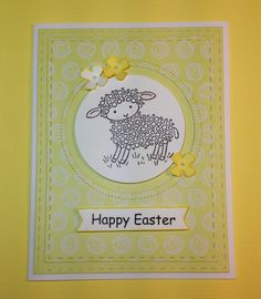 Easter card Marci Kay's Kreations