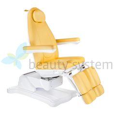 Elektryczny fotel kosmetyczny Mazaro BR-6672A Miod