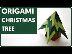 [DIAGRAM] Origami Christmas Tree (Mr Nobuyoshi Enomoto) - YouTube