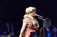 Blondie - Debbie Harry on Blondie Concert, Blondie Debbie Harry, Kew Gardens, Blondies, Stage