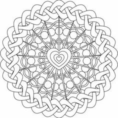 Blank Coloring Pages, Coloring Book App, Pattern Coloring Pages, Free Adult Coloring Pages, Mandala Coloring Pages, Printable Coloring Pages, Free Coloring, Coloring Sheets, Colorful Drawings