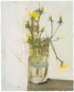 Ffiona Lewis, Dandelion Clock in Window
