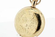 Ladies Elgin Pocket Watch Engraved with by timekeepersinclayton
