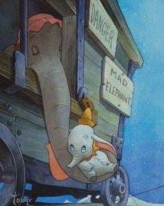 """7 """"Μου αρέσει!"""", 0 σχόλια - Το Ελεφαντάκι 🐘 (@toelefantaki) στο Instagram: """"Η σύνδεση ανάμεσα στη μητέρα και το παιδί δεν περιγράφεται με λόγια❣️Μία εικόνα..εκατοντάδες…"""" Disney Pixar, Walt Disney, Disney Characters, Fictional Characters, Cute Paintings, Bart Simpson, Smurfs, Paper Art, We Heart It"""