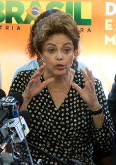 Perdeu a Oportunidade de Ficar Calada: Dilma Rousseff | Ângela Bastos