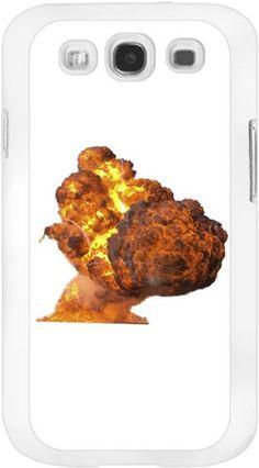 Enerji Patlaması Kendin Tasarla - Samsung Galaxy S3 Kılıfları