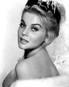 (♥) Ann-Margret, 1960s.