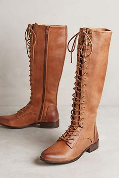 Lien.Do Alta Lace-Up Boots - anthropologie.com #anthrofave