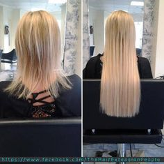 Weave in hair extensions sheffield