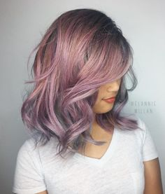 metallic hair instagram 2