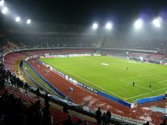 Stadio San Paolo Neapel
