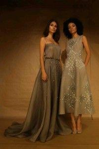 Por que os vestidos de festa de Carlos Bacchi vestem diferente cada mulher – MK Bridesmaid Dresses, Prom Dresses, Formal Dresses, Wedding Dresses, Strapless Dress Formal, Ideias Fashion, Collection, Women, Party