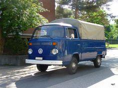 VW T2 Pickup