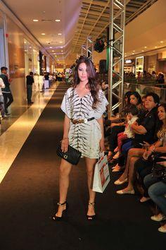 Look Total: Carmen Stefens Modelo: Priscila