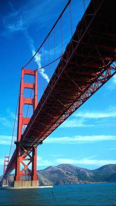Golden gate-bridge world