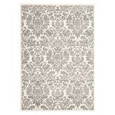 Found it at Wayfair - Porcello Grey & Ivory Area Rug