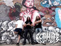 Força Metal BR: Retaliate: primeira Demo está disponível, confira!...