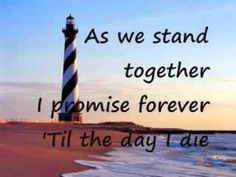 You are the love of my life - Sammy Kershaw - My husband sings this to me all the time!! Says it explains exactly how he feels..so beautiful - KEL <3