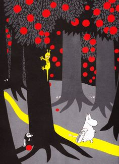 Tove Jansson: The B ook about Moomin & Mymble