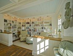 Library room #bookshelves by freida