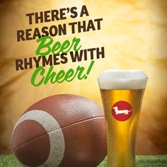 It's hard to cheer without drinking beer! Frankenmuth Brewery, Beer Quotes, Simple Recipes, Drinking, Cheer, Gift Ideas, Photo And Video, Instagram, Soda