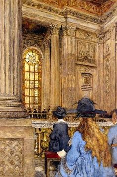 The Chapel at the Château de Versailles