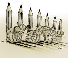 Le dessin de Chaunu demain en une de @OuestFrance #CharlieHebdo